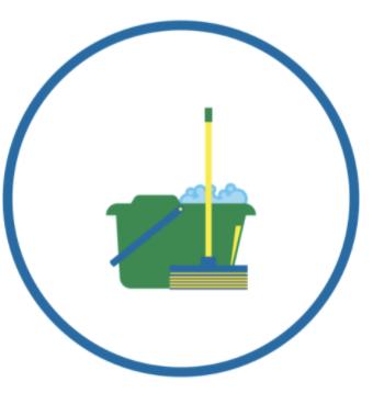 servicio de limpieza a domicilio, Cuidado de personas mayores en Madrid