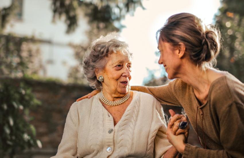 cuidado de personas mayores, Cuidado de personas mayores en Madrid